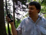 Тест в лесу раций диапазонов 27 МГц, 136-174 МГц, 400-520 МГц